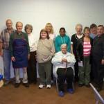 Kingston volunteers
